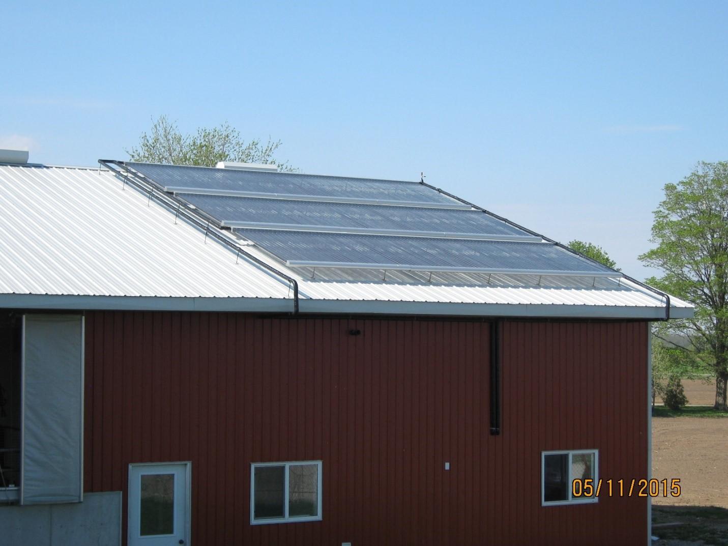 Woodstock, Ontario Solar Water Heating & Cooling Systems - Zolarayz